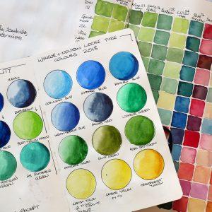 Sketchbook_ColourSwatches_12 © Karen Smith